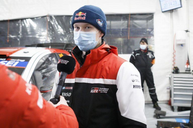 WRC: Rovanperä nousi MM-sarjan kärkeen