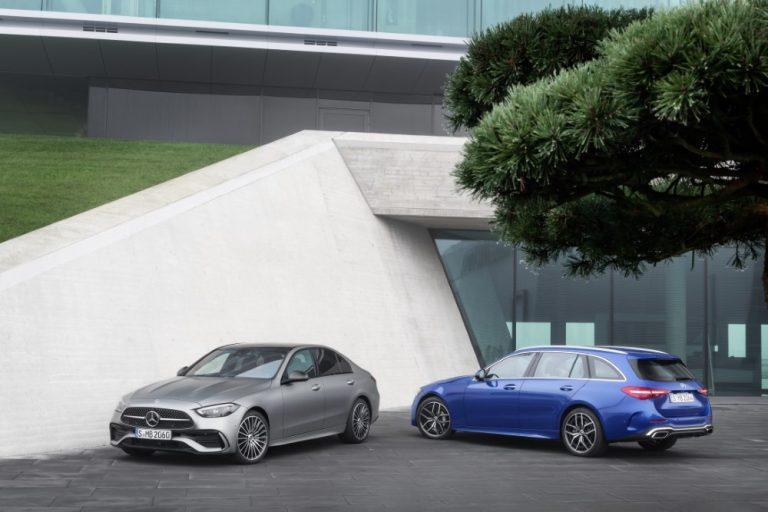 Mercedes-Benz julkisti uudistuneen C-sarjan — Suomeen vuoden toisella puoliskolla