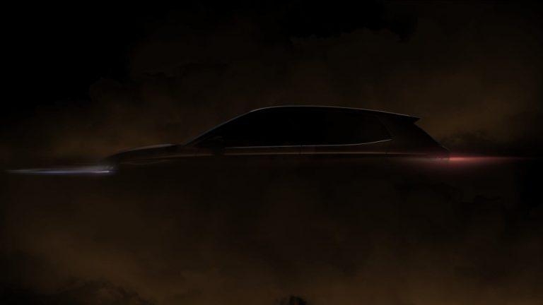 Tästä näkee jo hieman, miltä keväällä tuleva uusi Škoda Fabia näyttää