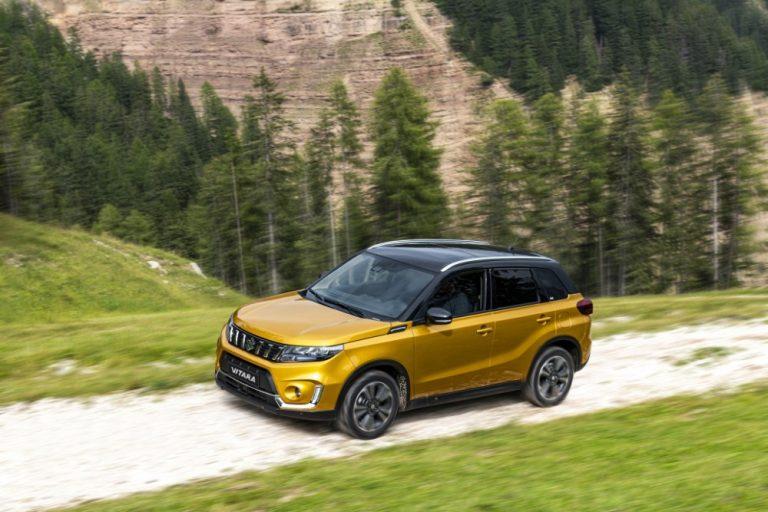 Uudistunut Suzuki Vitara – edullisempi hinta ja lisää varusteita