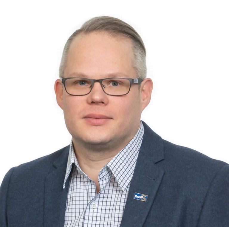 Poliitikon puheenvuoro: Vesa-Pekka Sainio, PS, Vihti