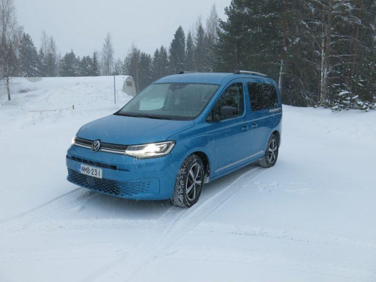Autotoday tutustui: Volkswagen Caddyn viides sukupolvi
