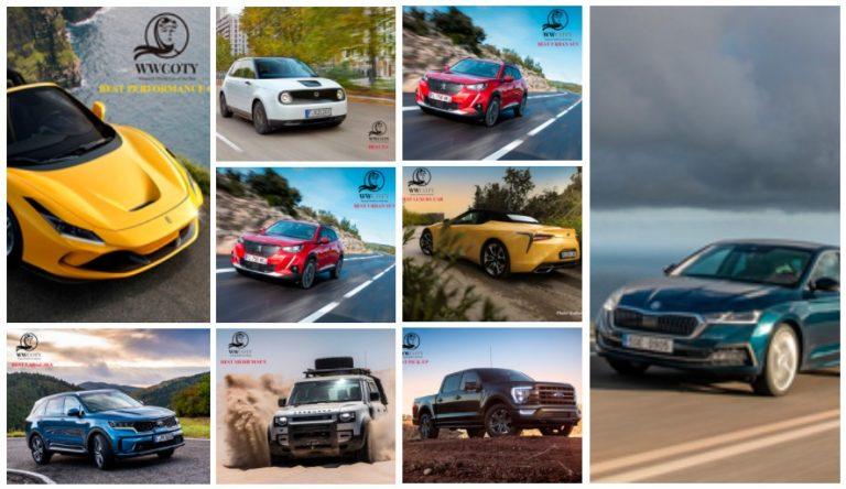 Nämä yhdeksän autoa ovat naistoimittajien suosiossa