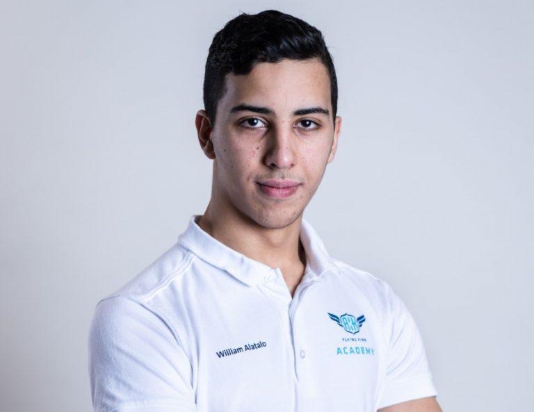Formulakuljettaja William Alatalo sopimukseen Arden Motorsportin kanssa