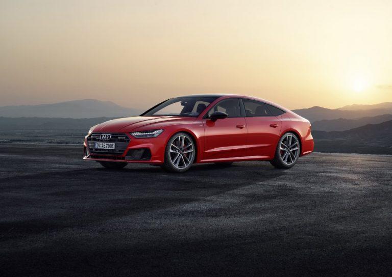 Audin Q5, A6 ja A7 -mallien lataushybridit saivat päivityksen — nyt sähköllä voi päästä jopa 71 km