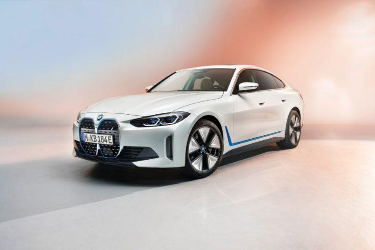 Ennakkotietoa BMW:n täysin uudesta i4-sähköautosta
