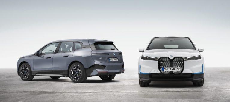 BMW:ltä täysin uudet BMW iX xDrive50 ja BMW iX xDrive40