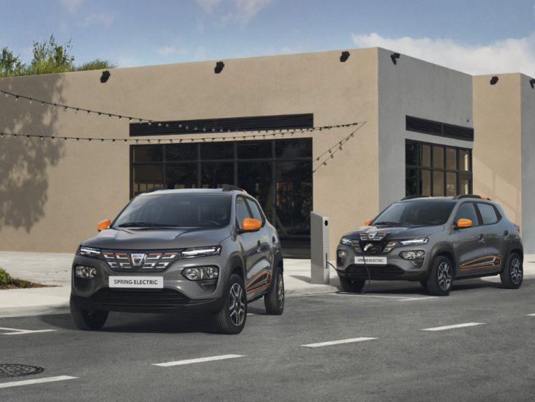 Dacian ensimmäisen sähköauton myynti käynnistyy Euroopassa