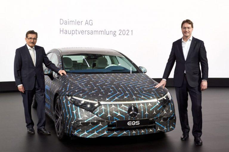 Daimler ja Mercedes-Benz tuovat sähköautoja nopeampaan tahtiin markkinoille!
