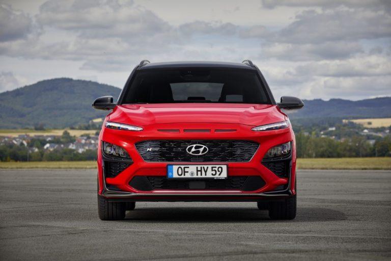 Nyt myös Hyundai Kona -mallistoon on tarjolla N Line -versio