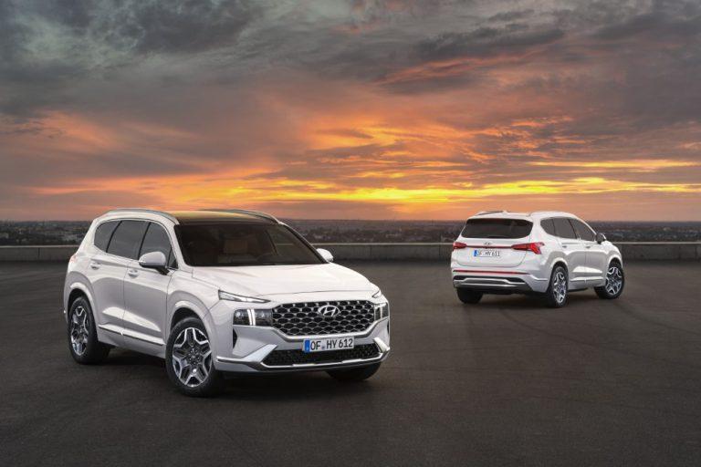 Uusi Hyundai Santa Fe lanseerataan Suomen markkinoilla uudella sähköisellä voimalinjavalikoimalla