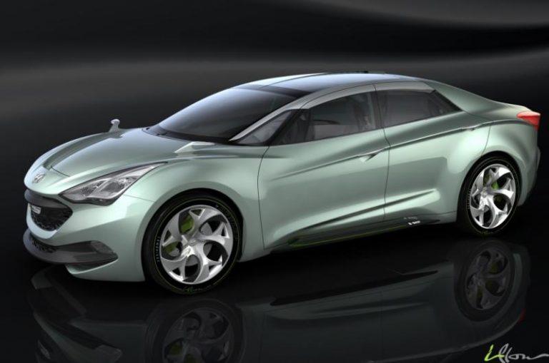Autotoday 10 vuotta sitten: Tällainen on Hyundain i-flow konsepti