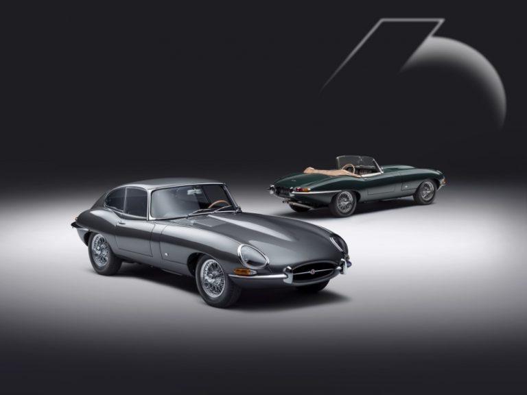 Jaguar tuo juhlavuoden kunniaksi myyntiin 12 E-typen erikoismallia