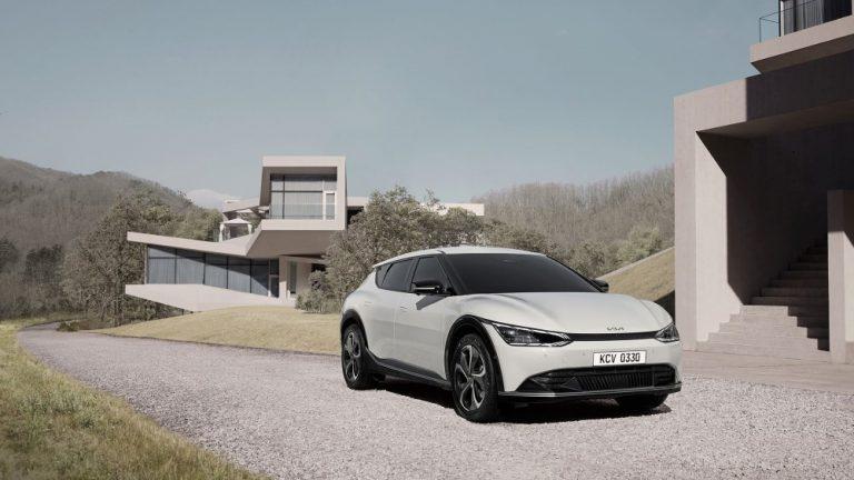 Kia julkisti tiedot uudesta EV6-sähköautostaan