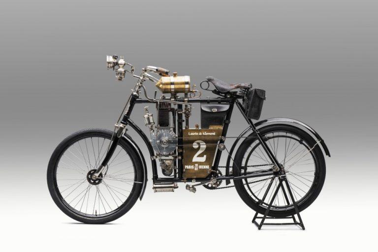 Historian havinaa: Škoda Motorsportin historia alkoi 120 vuotta sitten Pariisin ja Berliinin väliltä