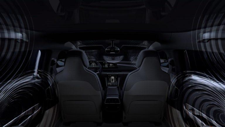 Lucid Air on maailman ensimmäinen ajoneuvo, johon on integroitu Dolby Atmos