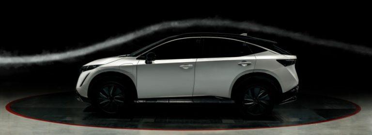 Nissan Ariyan toimintamatka pitenee