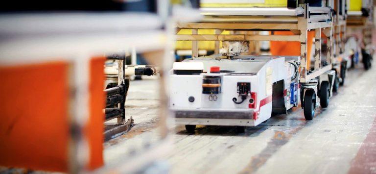 Nissan Leafin litiumioniakut kierrätetään Nissanin tehtaiden vihivaunuihin