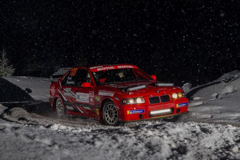 Ralli: Jooa Iivari ajoi Kouvolassa nuorten voittoon — Riku Koski voitti juniorisarjan