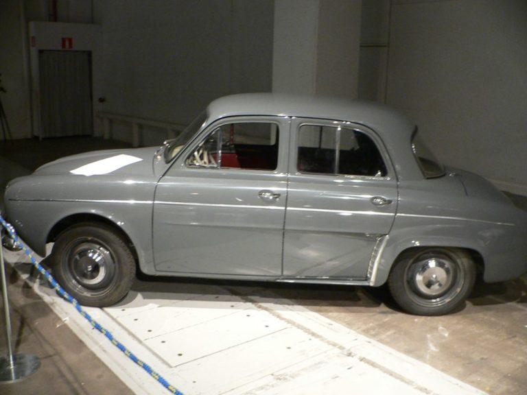 Päivän museoauto: Sähköauto Henney Kilowatt vuodelta 1960