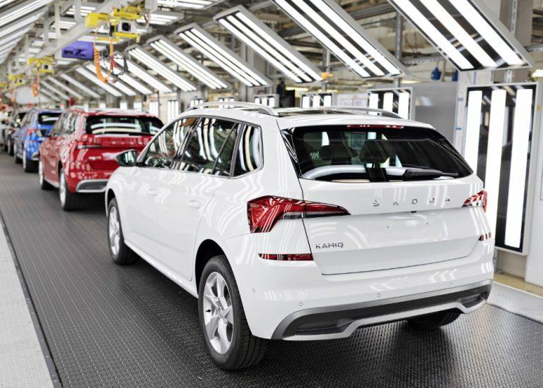 Škoda on nyt valmistanut yli kaksi miljoonaa katumaasturia