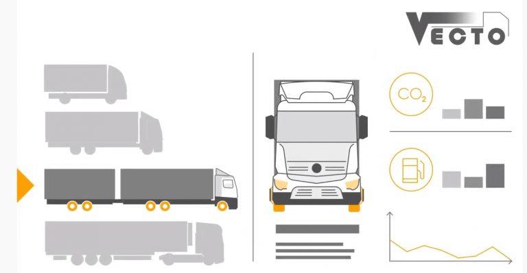 VECTO-simulointityökalu auttaa vähentämään raskaan liikenteen päästöjä