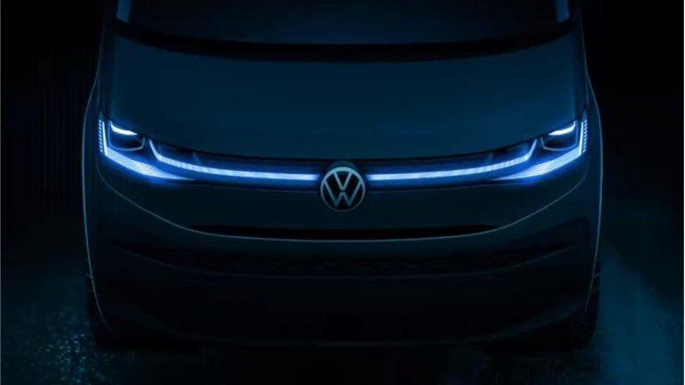 Tänä vuonna tulee uusi Volkswagen Multivan