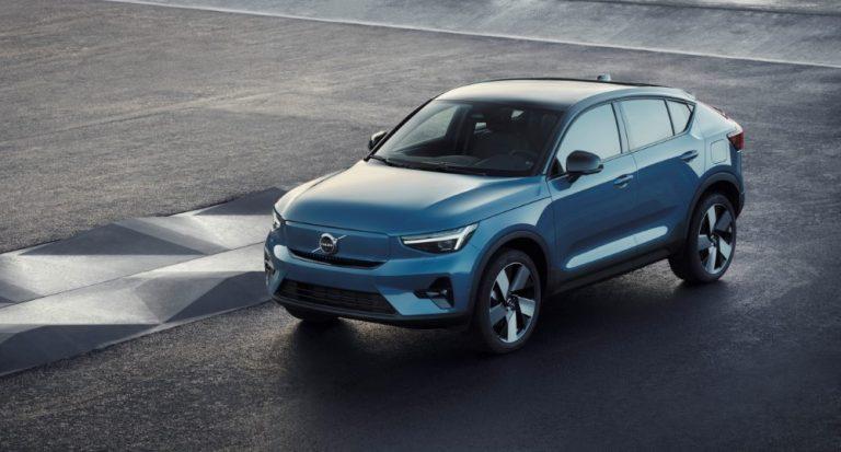 Tältä näyttää Volvon seuraava sähköauto, C40 Recharge