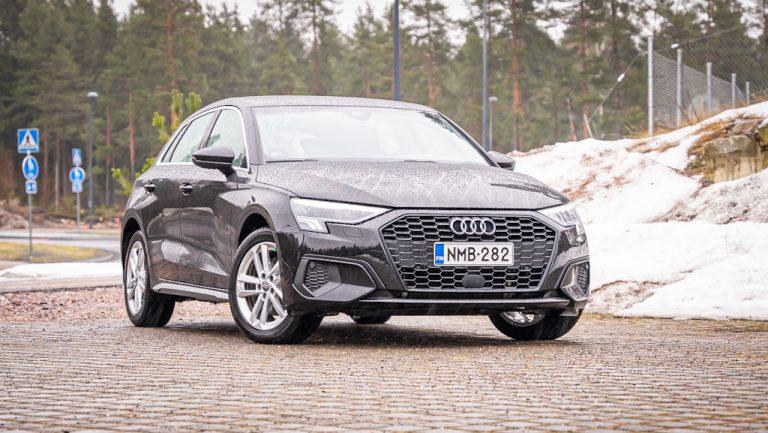 Autotoday testasi: Audi A3 Sportback 40 TFSIe — sähköllä höystetty pikkuherkku