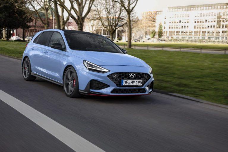 Hyundain uusi i30 N -malli Suomeen kevään aikana