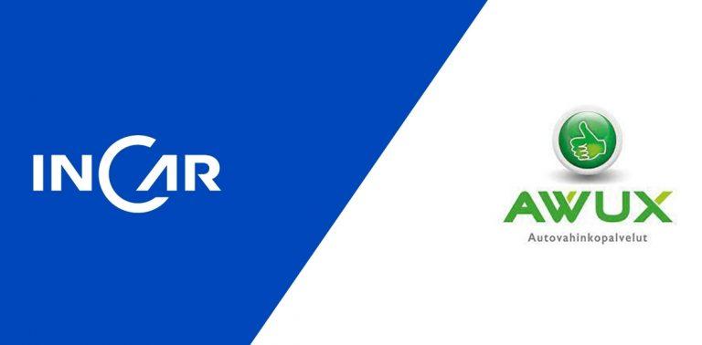 Kolarivaurioiden korjaaja InCar ja alan yrittäjien Awux-verkosto yhdistyvät