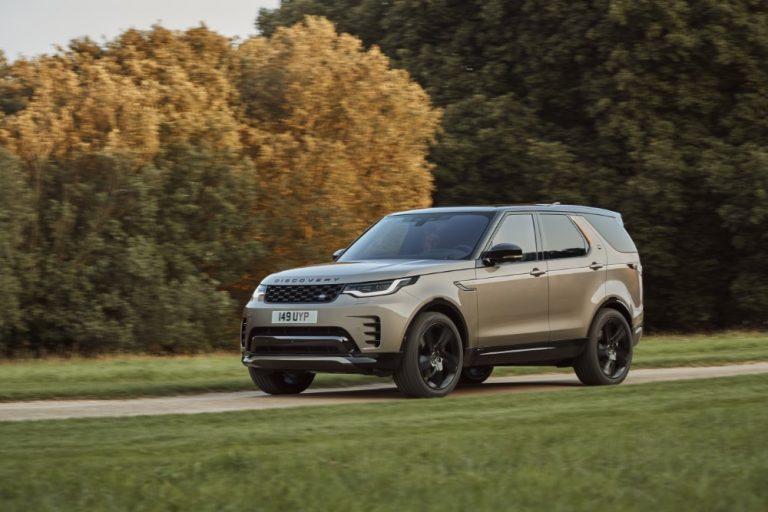 Uusi Land Rover Discovery julkistettiin