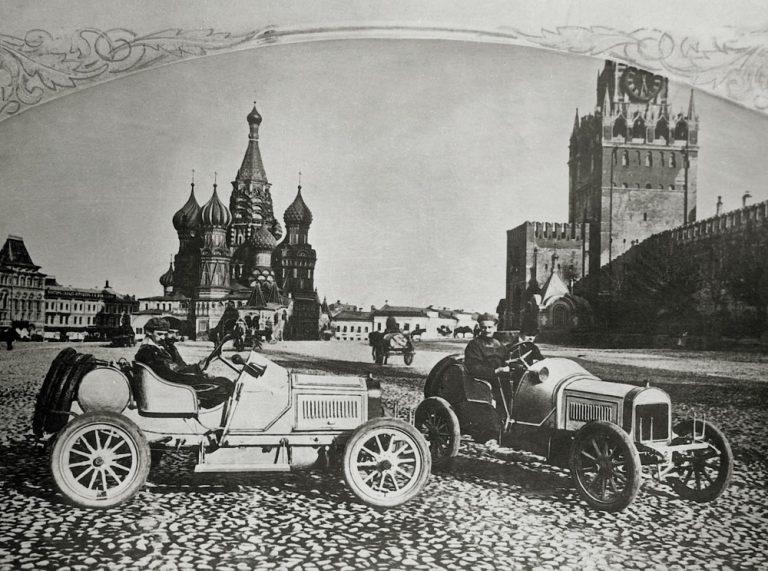 Historian havinaa: Yli sata vuotta sitten Laurin & Klement -yhtiön autot menestyivät autokilpailuissa