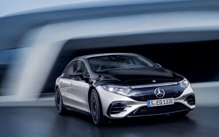 Tällainen on Mercedes-Benzin sähköinen S-malli, EQS