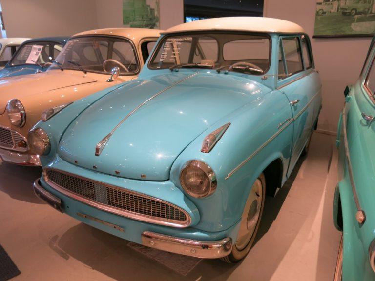 Päivän museoauto: Lloyd Alexander TS, 1960