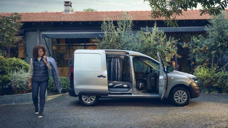 Uuden Renault Expressin ennakkomyynti alkaa