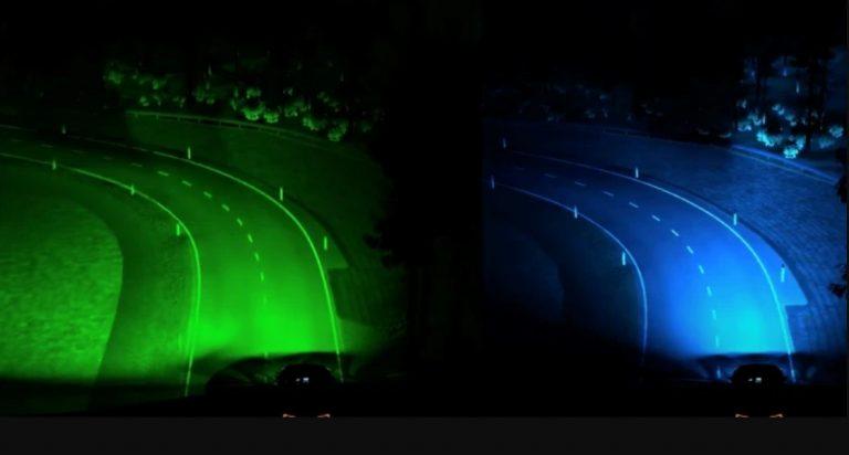 Ford kehittää älykkäämpiä ajovaloja helpottamaan pimeällä ajamista