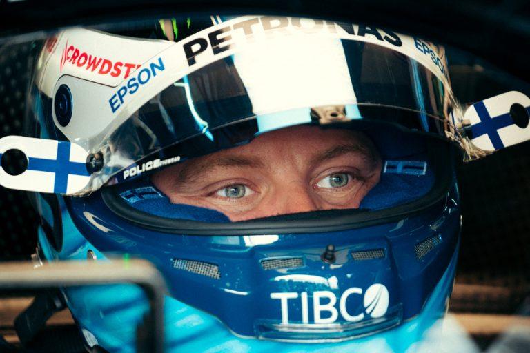 F1: Valtteri Bottas ajoi rajusti ulos Imolan F1-kisassa