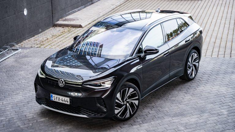 Volkswagen alkuvuoden suosituin sähköautomerkki