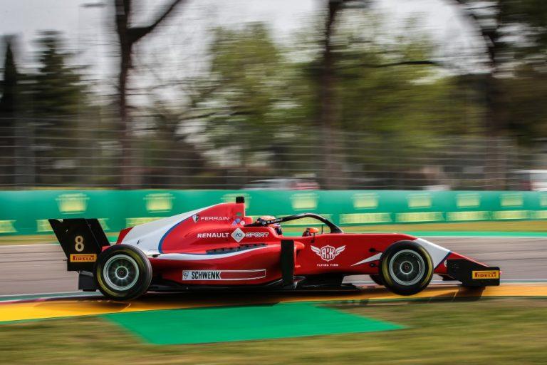 William Alatalo onnistui hyvin Formula Regional -sarjan avauksessa