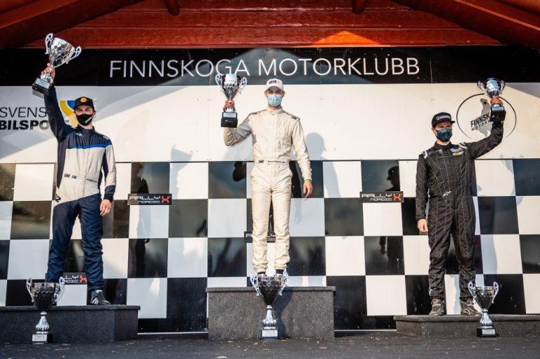 Rallicross: Niclas Grönholm aloitti kautensa voitolla Ruotsissa