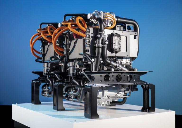 Daimler Truck AG ja Volvo Group yhdistävät voimansa vedyn liikennekäytön edistämiseksi
