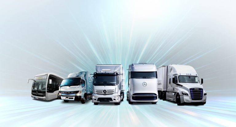 Daimler Truck -yhtiöllä kunnianhimoiset tavoitteet itsenäisenä yhtiönä