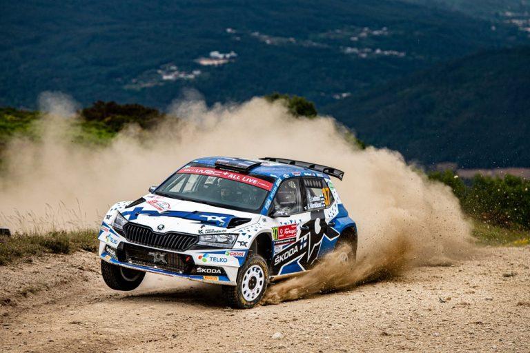 WRC: Lindholm ei pystynyt jatkamaan Sardiniassa