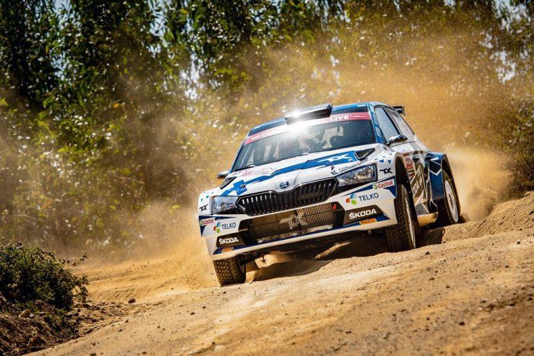 WRC: Rengasrikkojen sarja pysäytti Lindholmin Portugalissa