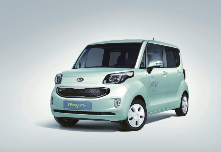 Historian havinaa: Tältä näytti kymmenen vuotta sitten Kian ensimmäinen sähköauto