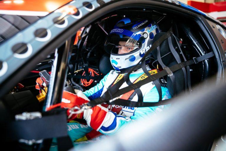 Ferrari Challenge -sarja: Luka Nurmi ajoi kaksi kertaa palkintopallille