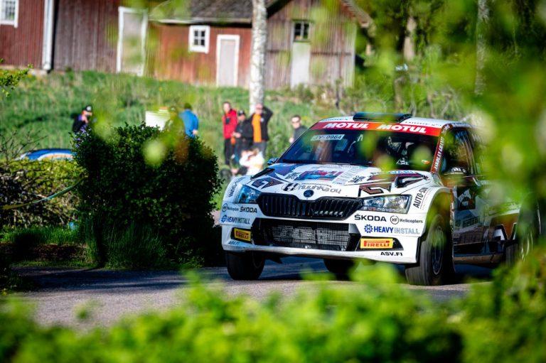 Ralli SM: Mikko Heikkilä otti toisen voittonsa putkeen