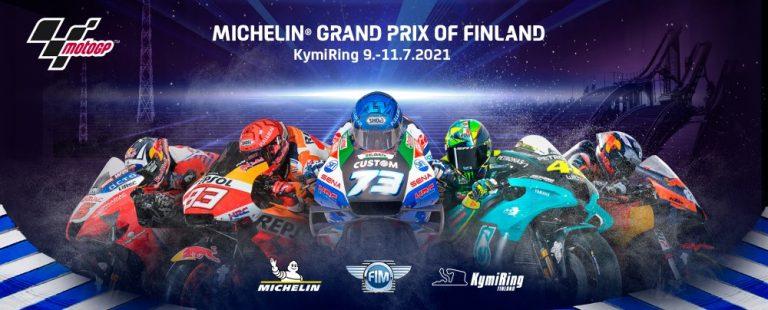 Myös Suomen tämän vuoden MotoGP-kilpailu on peruttu koronapandemian vuoksi