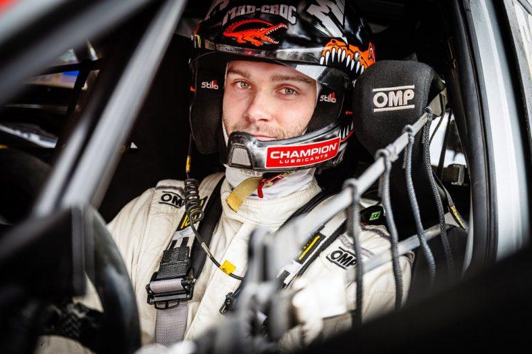 Rallicross: Niclas Grönholm takaa-ajajana MM-sarjan Belgian kisaan